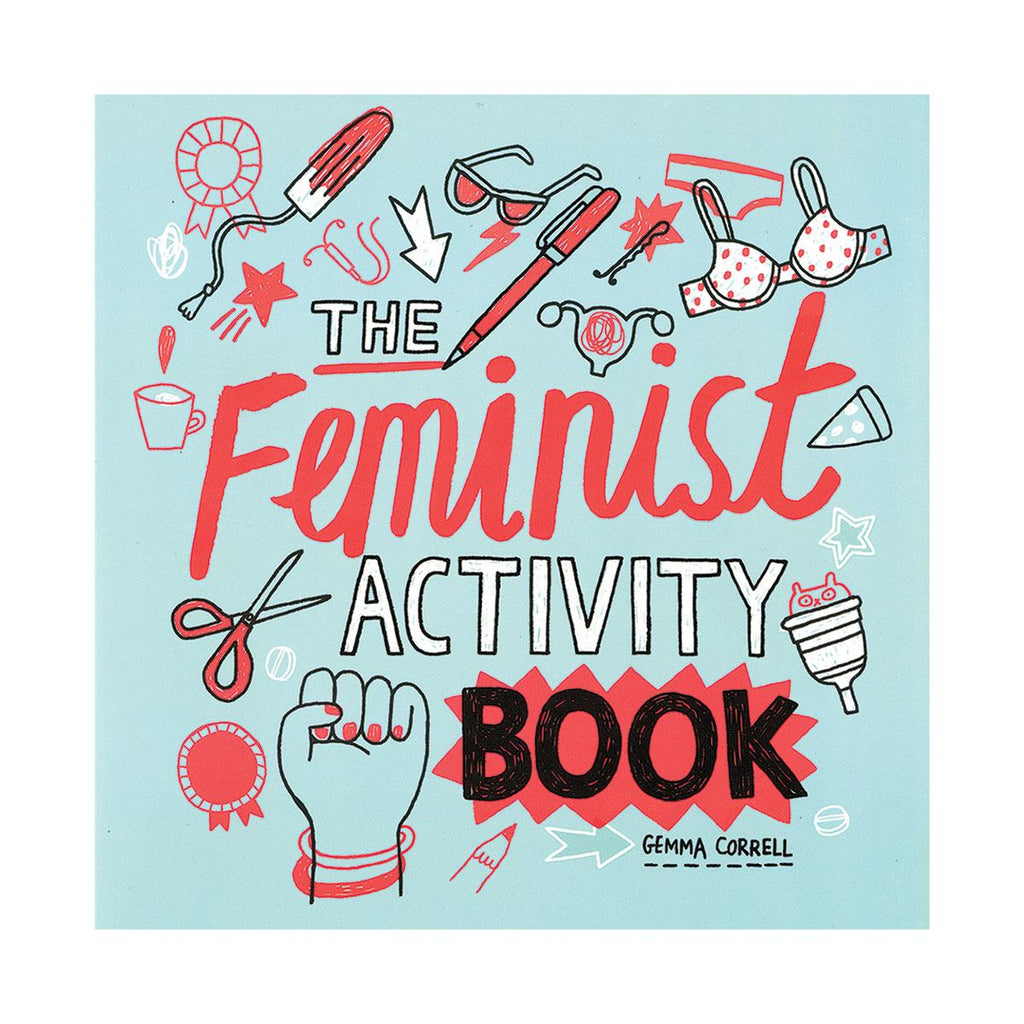 Feminist Activity Book - Casual Toys