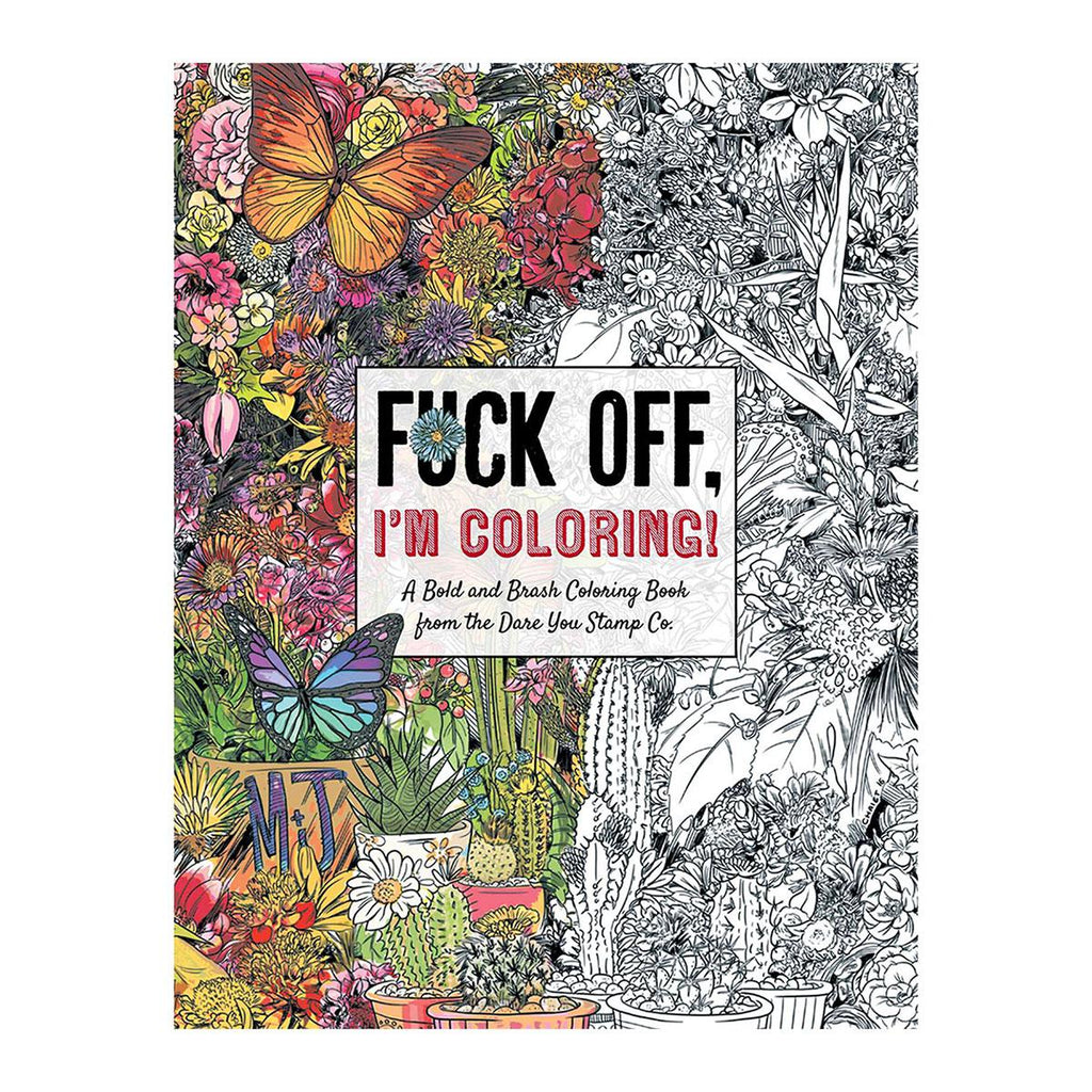 F*ck Off, I'm Coloring Book - Casual Toys