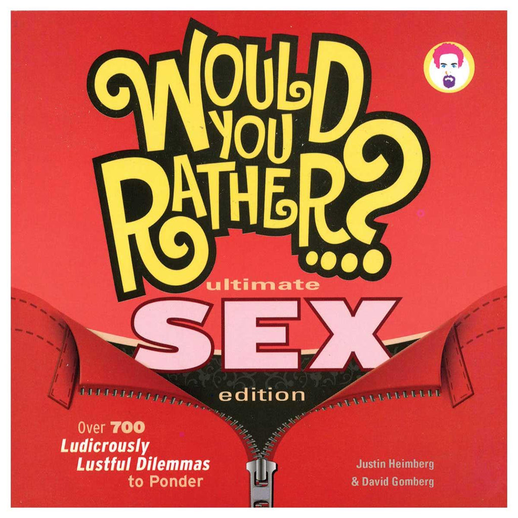 Would You Rather?: Ultimate Sex Edition - Casual Toys