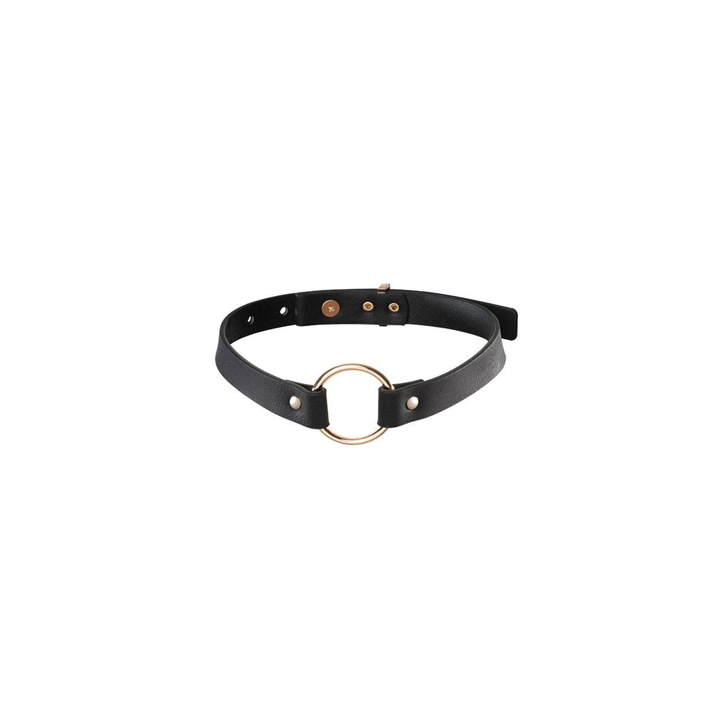Bijoux Indiscrets Maze Single Ring Choker - Casual Toys