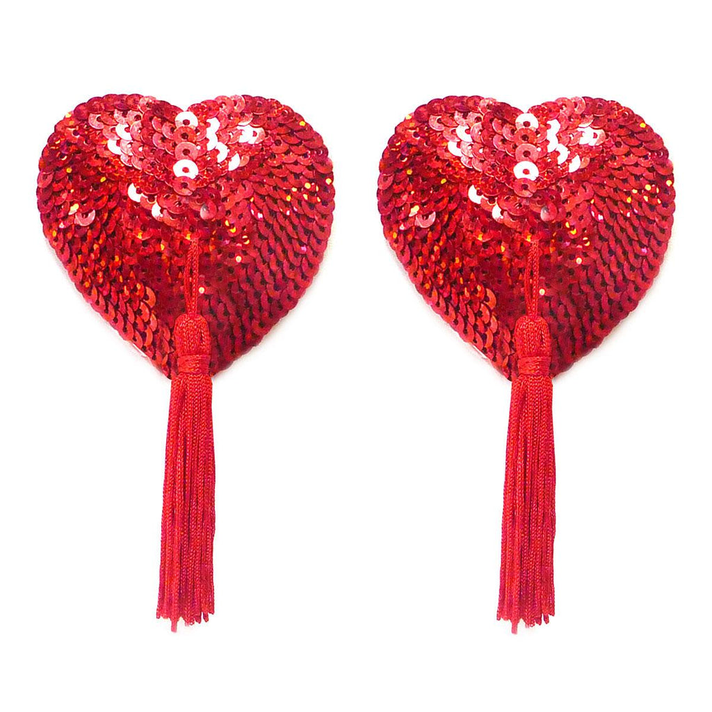 Bristols 6 Nippies Gold - Gypsy Rose Red Hearts