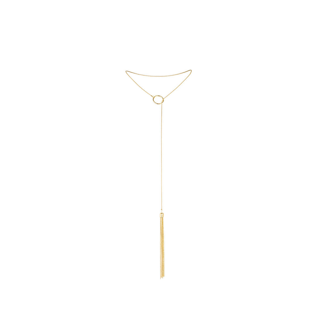 Bijoux Indiscrets Magnifique Collection Tickler Pendant - Gold