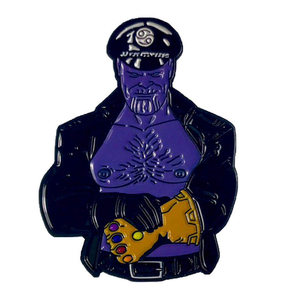 Geeky & Kinky Thanos Pin - Casual Toys