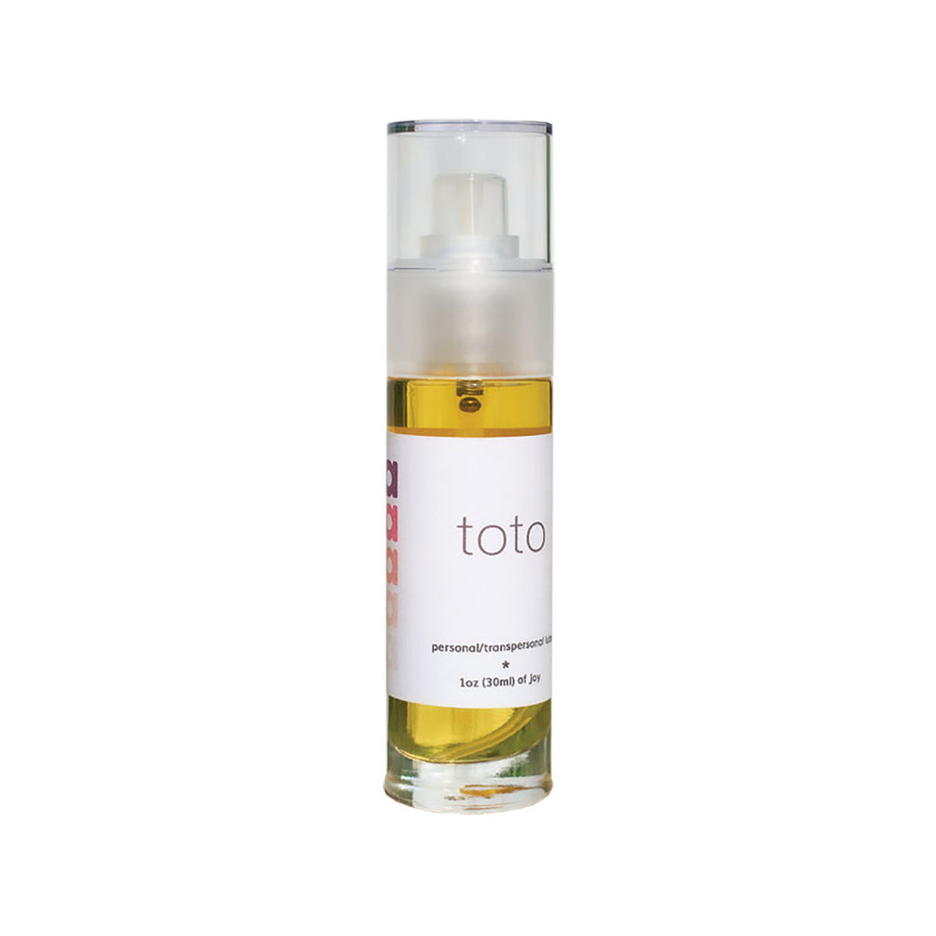 Toca TOTO Organic Lube 30ml CBD 200mg - Casual Toys