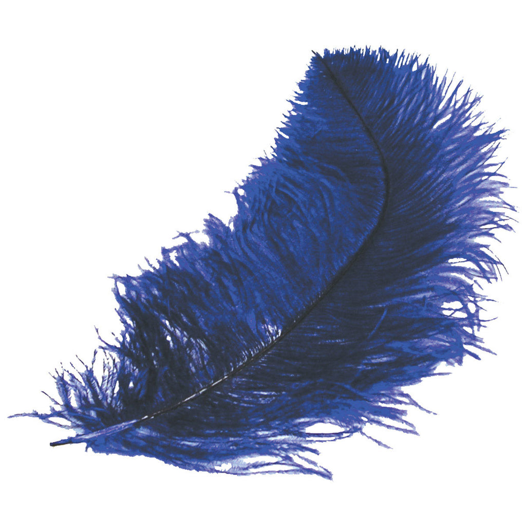 "Deluxe Plumes Large 18-28"" Ostrich Feathers - Casual Toys"