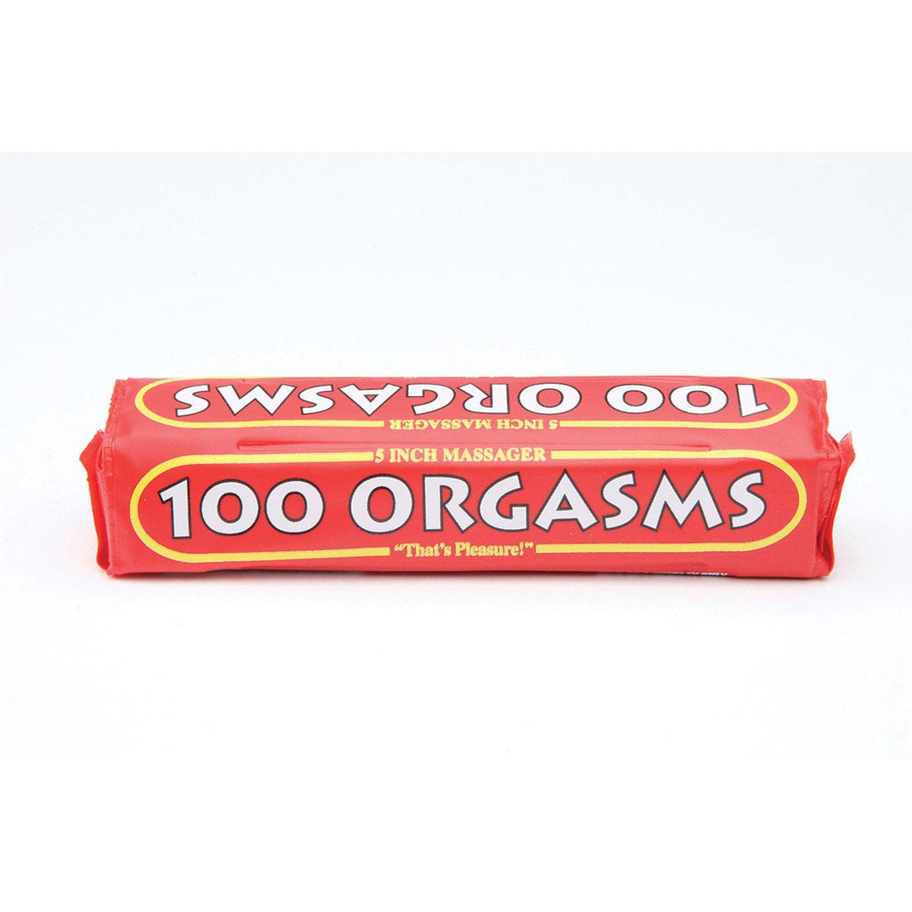 100 Orgasms Massager w-case - Casual Toys