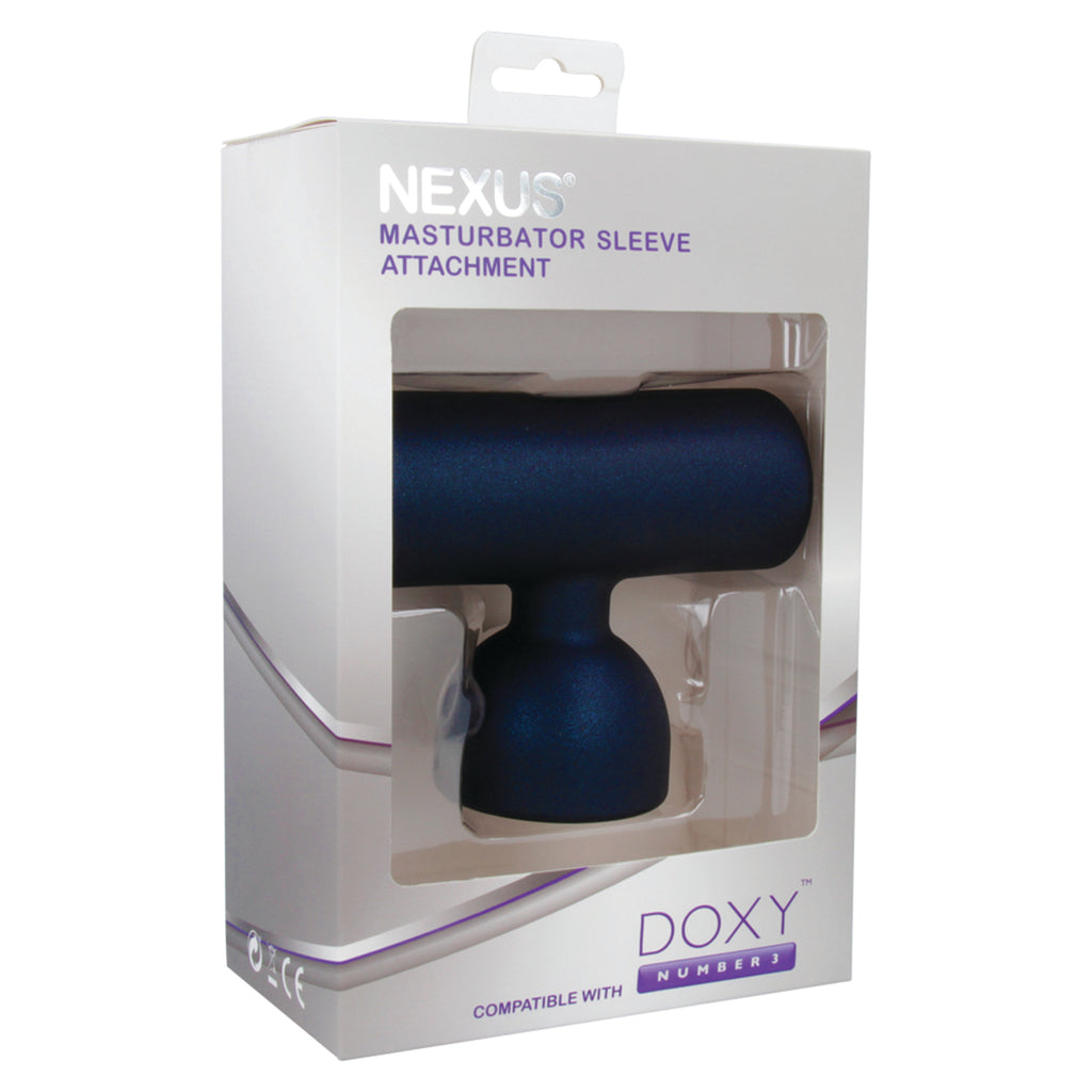 Doxy by Nexus Masturbator Attachment - Casual Toys