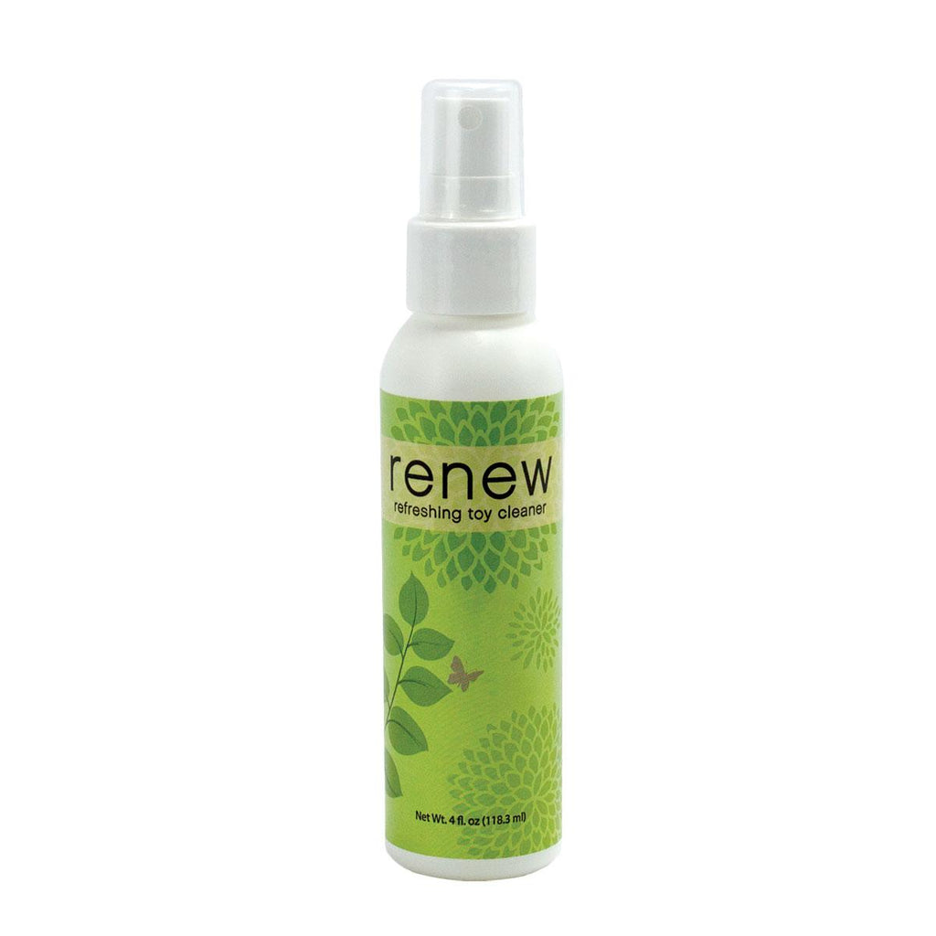 Renew Toy Cleaner 4 oz. - Casual Toys
