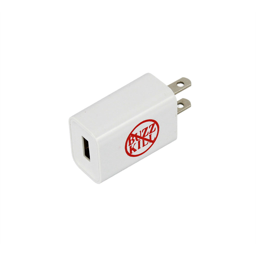 Buzz Kill USB Charger Plug - Casual Toys