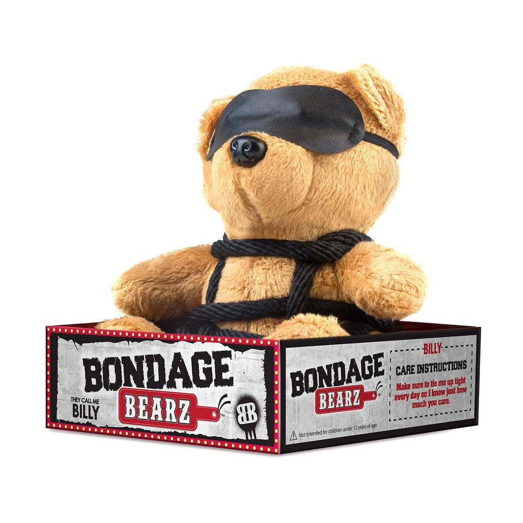 Bondage Bearz - Bound Up Bill Bear - Casual Toys