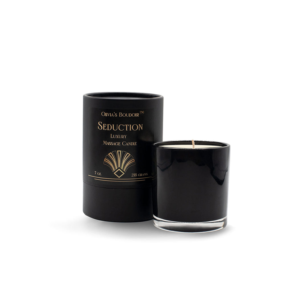 Olivia's Boudoir Candle 6.5oz - Seduction