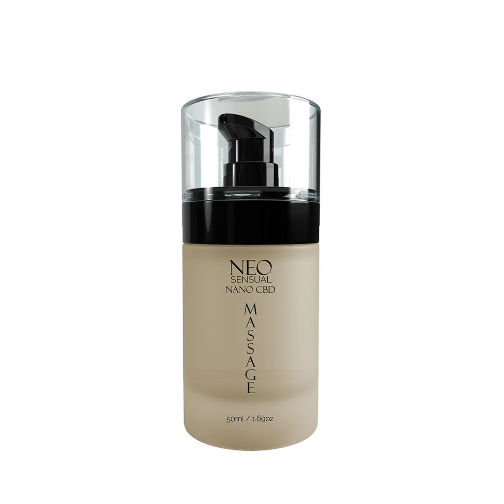 NEO Sensual Massage Oil 50ml CBD - Casual Toys