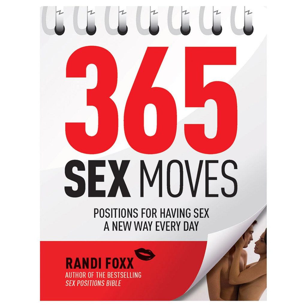 365 Sex Moves - Casual Toys