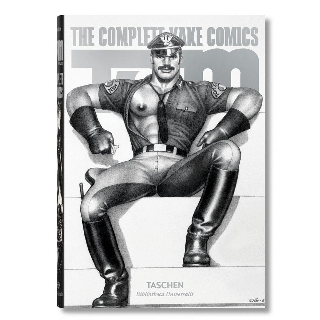 Tom of Finland: The Complete Kake Comics - Casual Toys