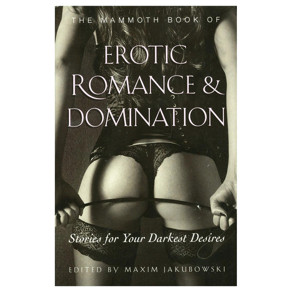 Mammoth Book of Erotic Romance & Domination - Casual Toys
