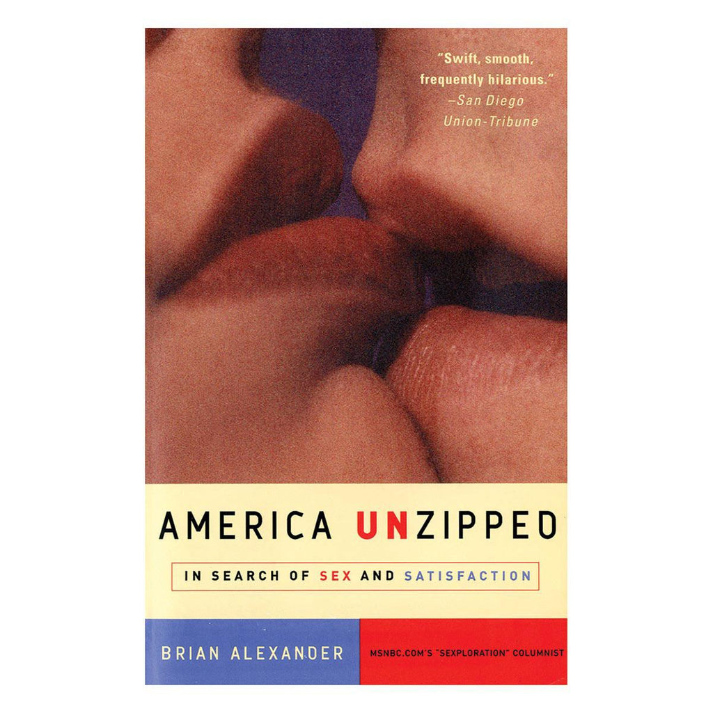 America Unzipped: In Search of Sex and Satisfaction - Casual Toys