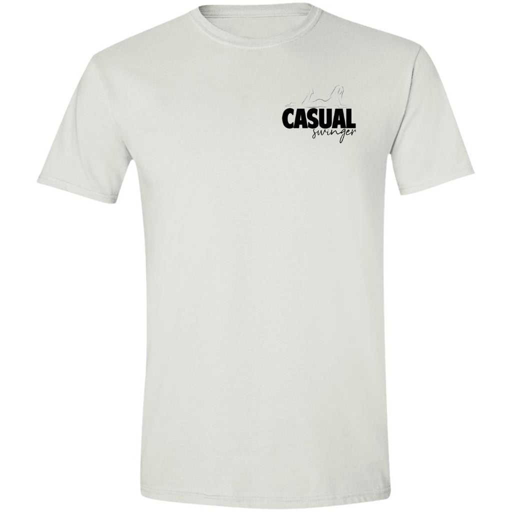 Casual Swinger Men's Softstyle T-Shirt - Casual Toys