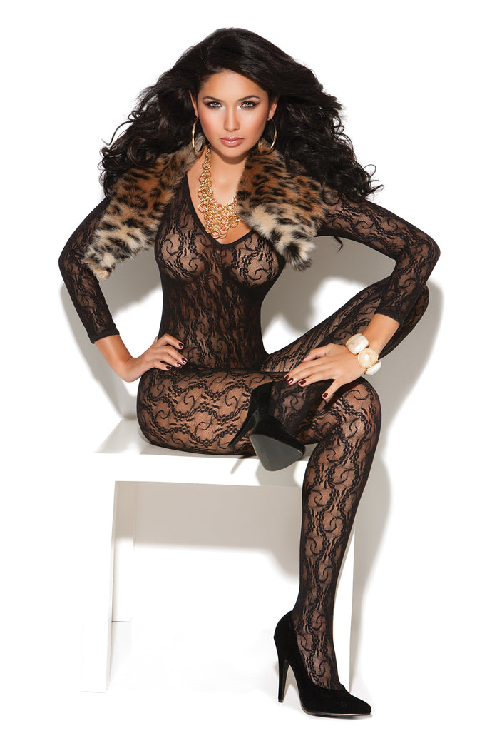 Long Sleeve Bodystocking - Casual Toys