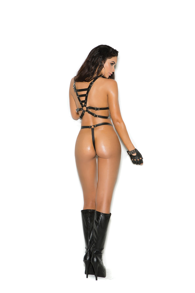 2 Pc. Set. Harness & G-string - Casual Toys