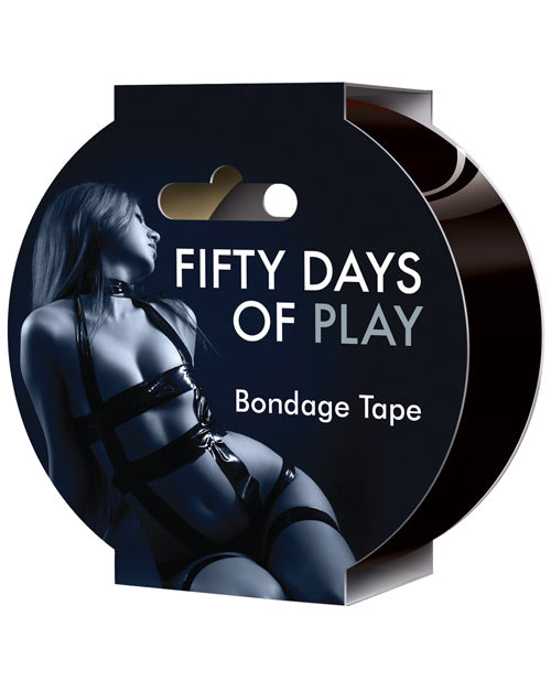 Fifty Days Of Play Bondage Tape - Casual Toys