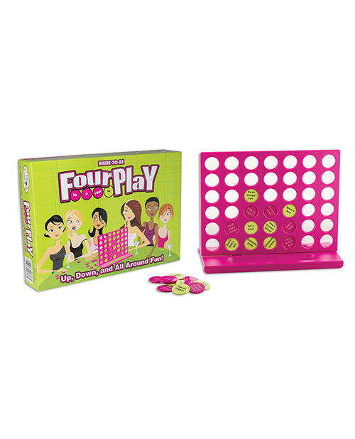 Bride To Be Fourplay In A Row - Casual Toys
