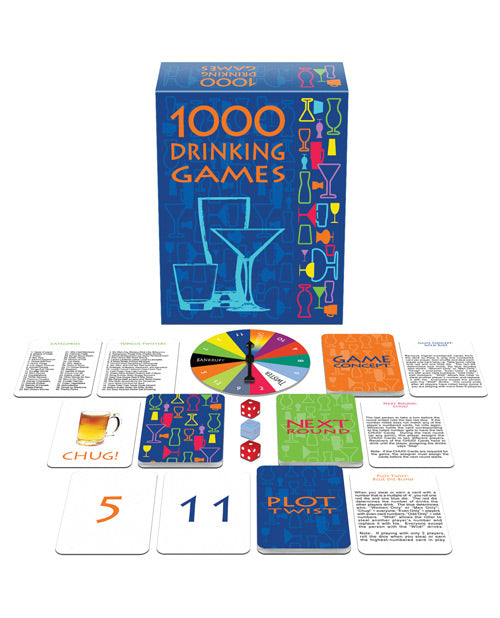 1000 Drinking Games - Casual Toys