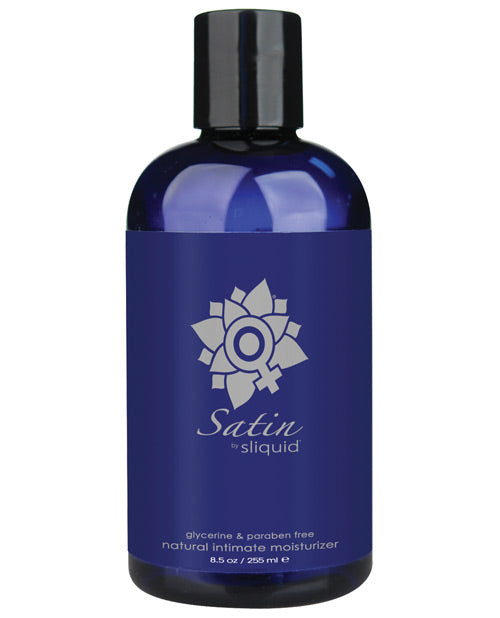 Sliquid Organics Natural Satin Lubricant - 8.5 Oz - Casual Toys
