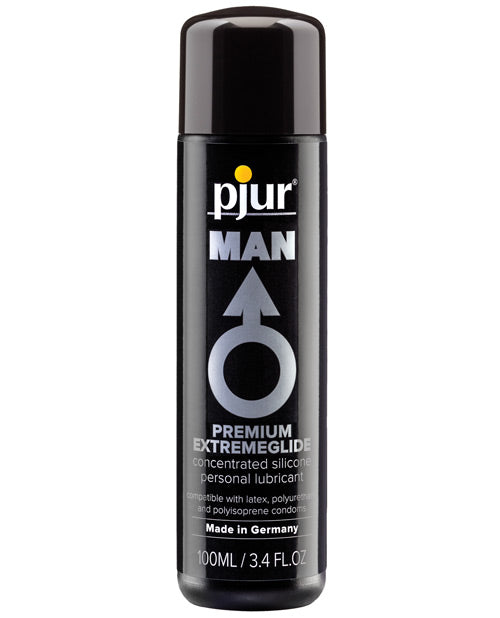Pjur Man Premium Extreme Silicone Personal Lubricant  - 100 Ml Bottle