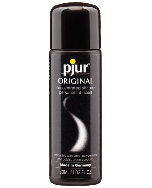 Pjur Original Silicone Personal Lubricant - 250 Ml Bottle - Casual Toys