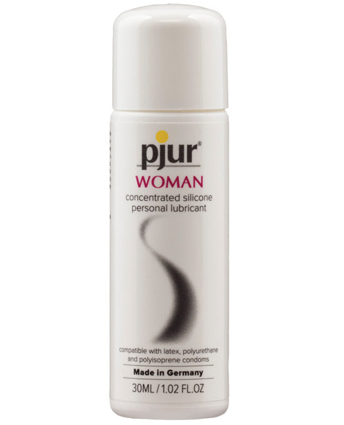 Pjur Woman Silicone Personal Lubricant - 30 Ml Bottle - Casual Toys