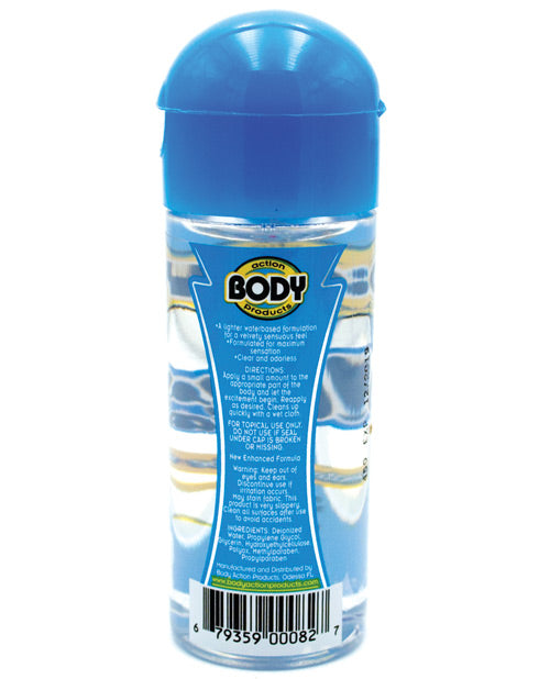 Body Action Ultra Glide Water Based - 2.3 Oz Bottle - Casual Toys