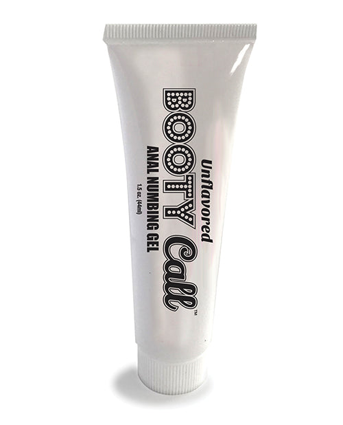 Booty Call Anal Numbing Gel - Unflavored - Casual Toys