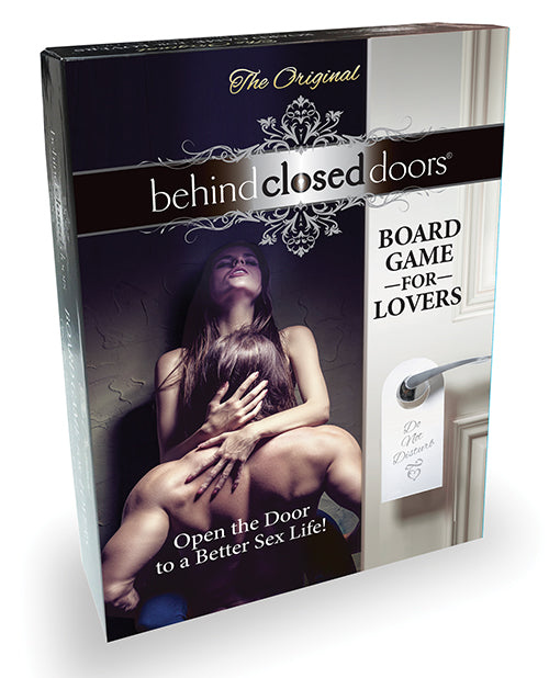 Behind Closed Doors 4 Sex Dice Game - Casual Toys