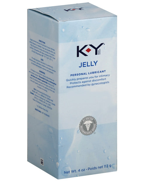 K-y Jelly - 4 Oz - Casual Toys