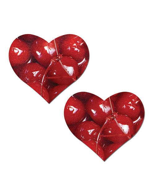 Pastease Cherry Hearts - Red O-s - Casual Toys