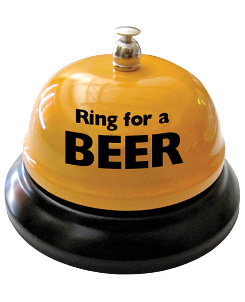 Ring For A Beer Table Bell - Casual Toys