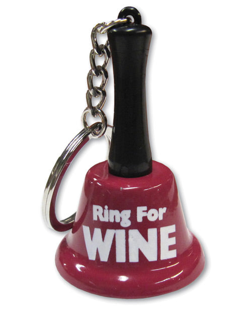 Ring For Wine Keychain - Casual Toys