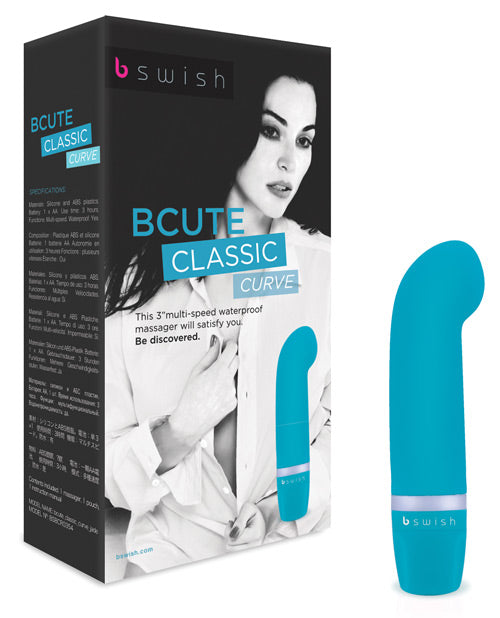 Bcute Curve Massager - Purple - Casual Toys