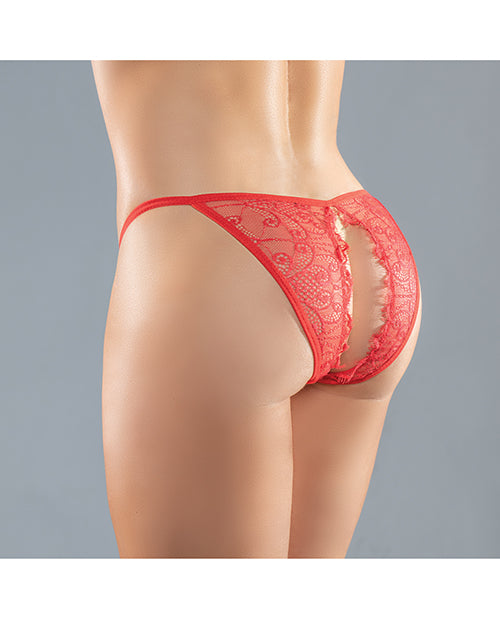Adore Lace Enchanted Belle Panty O/s - Casual Toys