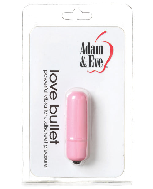 Adam & Eve Love Bullet - Pink - Casual Toys
