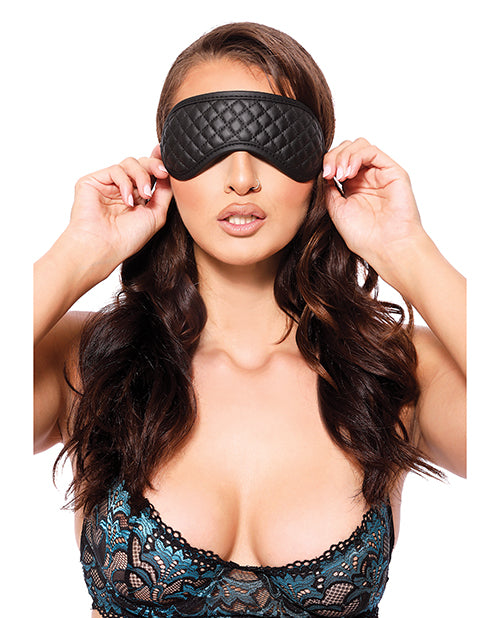 Adam & Eve's Fetish Dream Blindfold - Black - Casual Toys