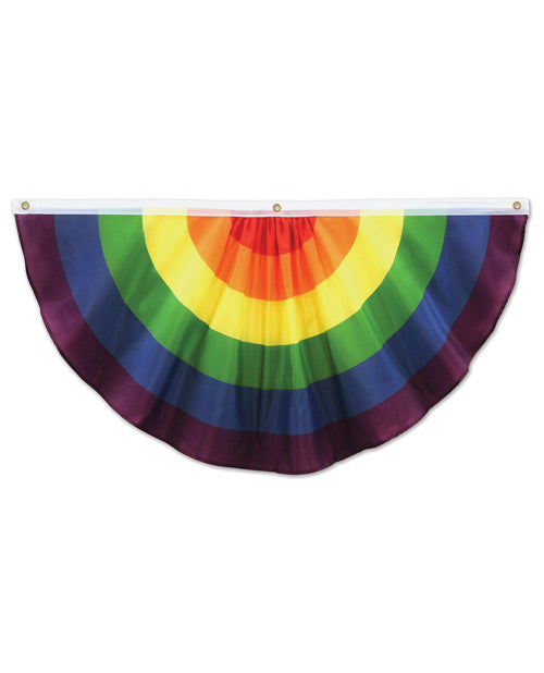 Rainbow Fabric Bunting - Casual Toys