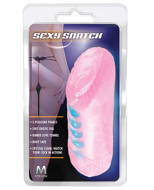 Blush M For Men Sexy Snatch - Natural
