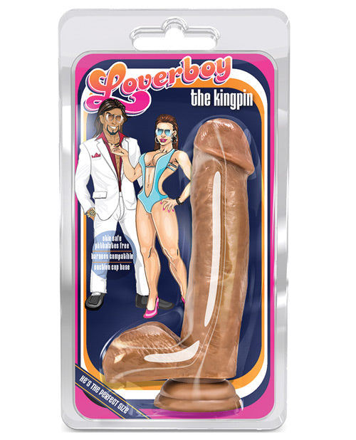 Blush Loverboy The Kingpin - Latin - Casual Toys