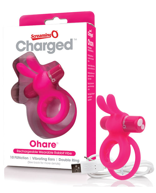 Screaming O Charged Ohare Vooom Mini Vibe - Pink - Casual Toys