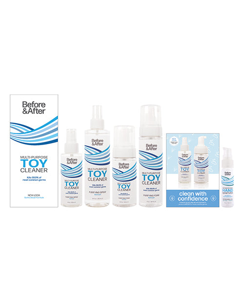 Before & After Introductory Bundle Kit - Casual Toys