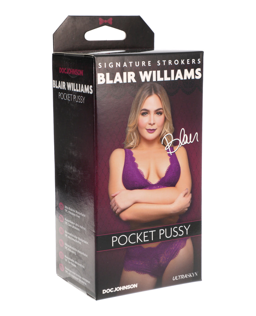 Signature Strokers Ultraskyn Pocket Pussy - Casual Toys