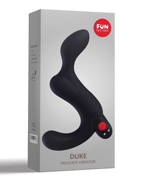 Fun Factory Duke Prostate Massager - Casual Toys