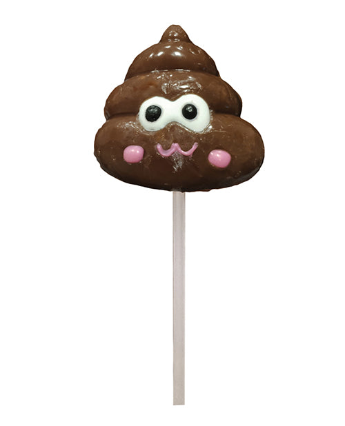 Shit Face Chocolate Flavored Poop Pop - Casual Toys