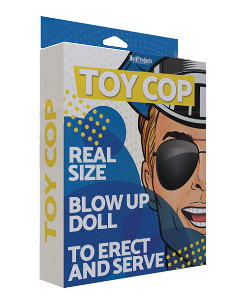 Inflatable Party Doll - Cop - Casual Toys